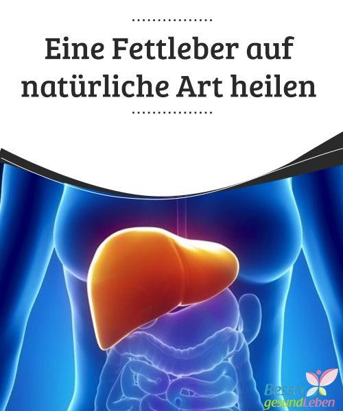 Fettleber Was Tun