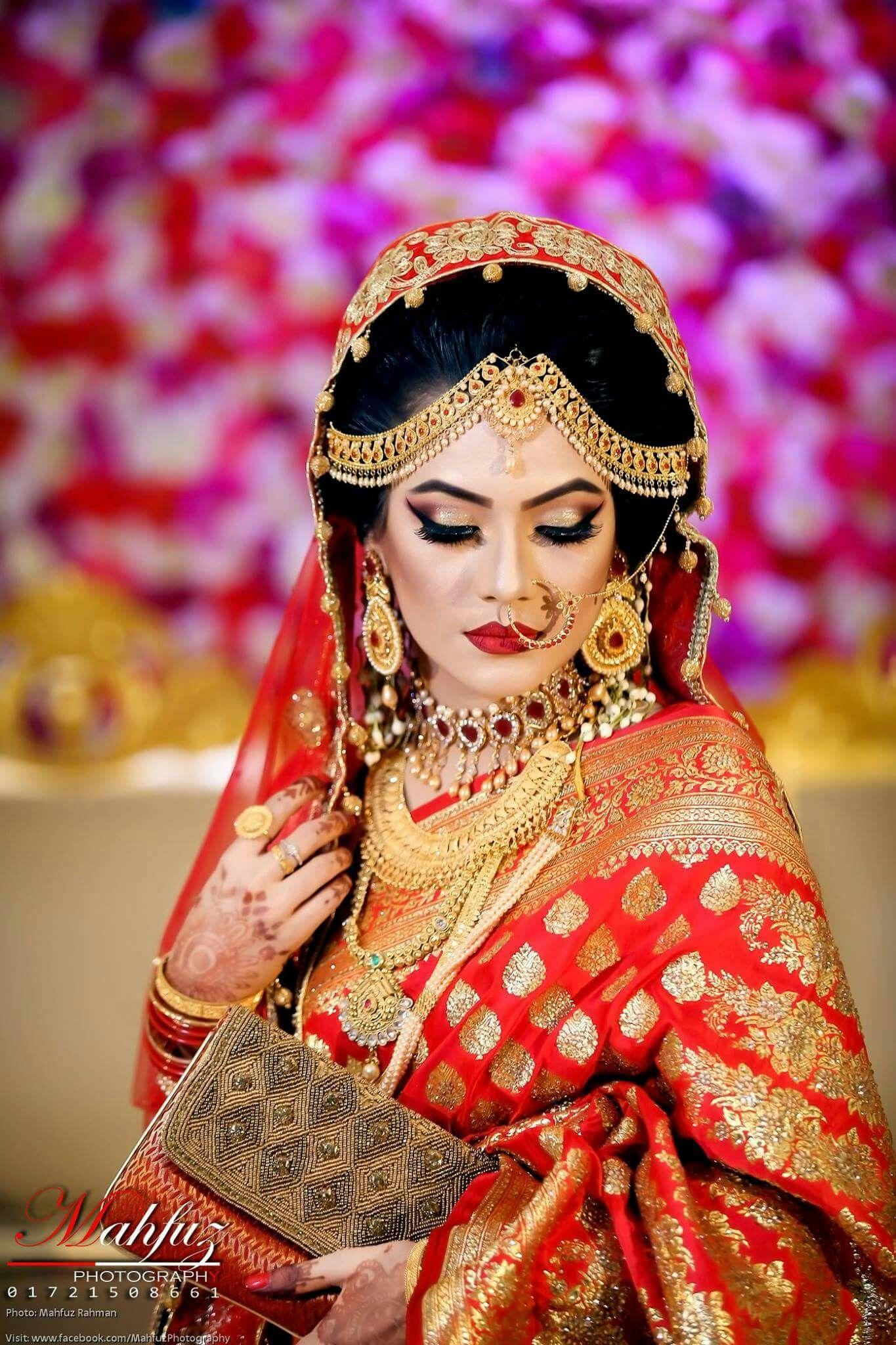 Bangladeshi Bride Bengali Bangladeshi Bridals And Jewellery In
