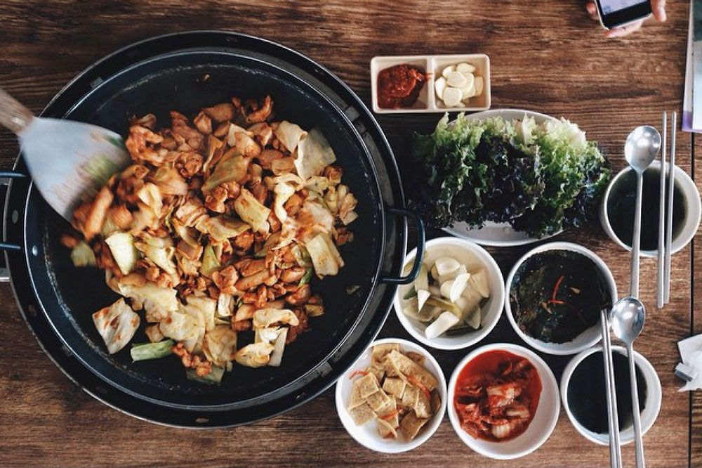 Top 11 Yummy Halal Korean Restaurants You Can T Miss When In Korea Korean Restaurant Halal Korean Food