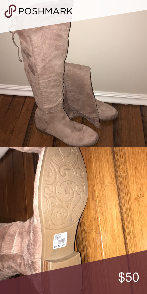 c45054456 Size 10W thigh high boots Size 10W Lane Bryant Thigh highs