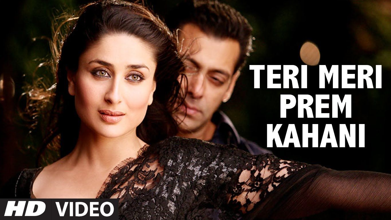 "Teri meri prem kahani bodyguard"" (video song) feat. 'salman khan."