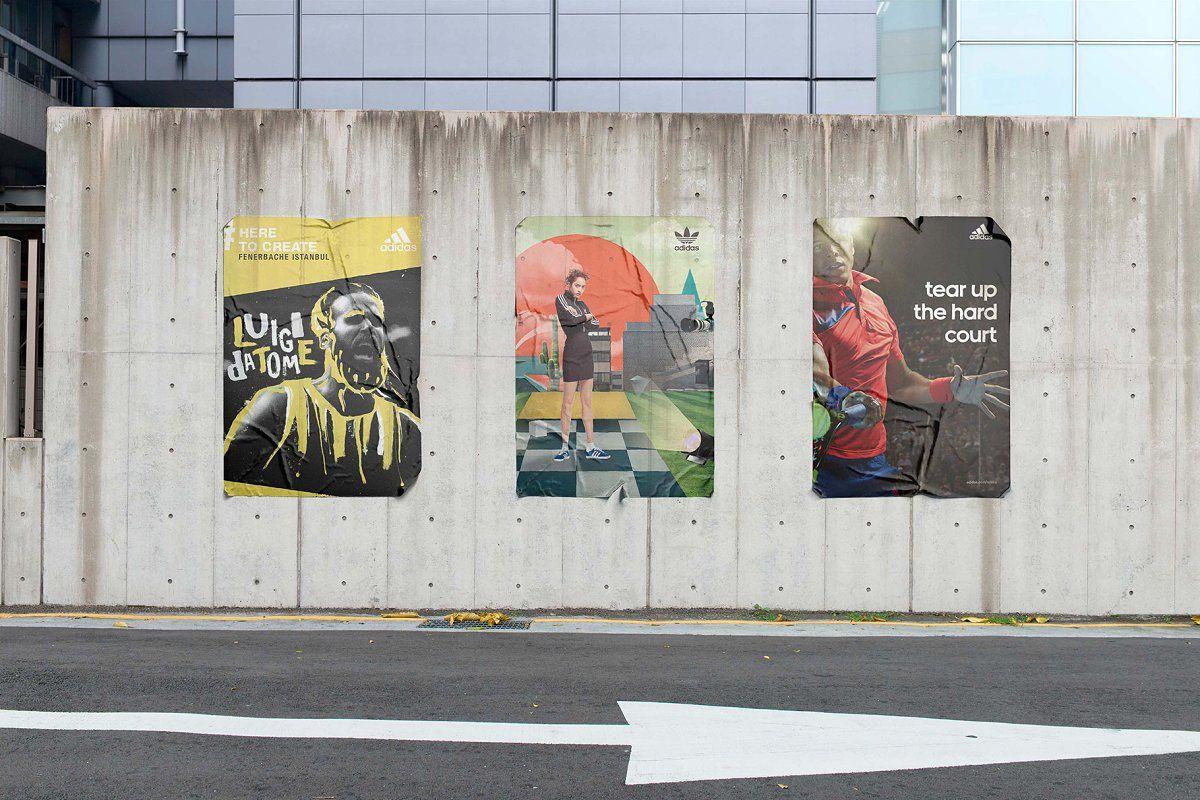 12 Urban Street Mockups Psd Mockup Psd Poster Mockup Free Mockup