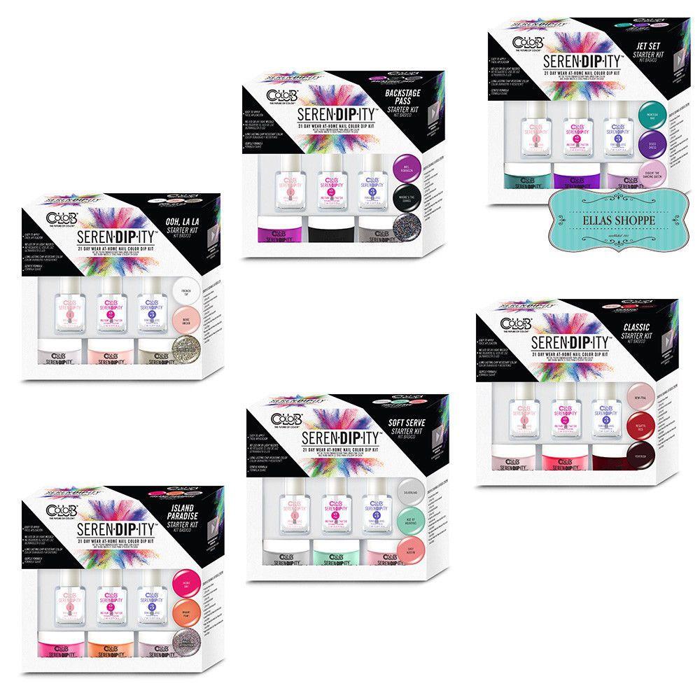 Acrylic Powders and Liquids 182105: Color Club Serendipity