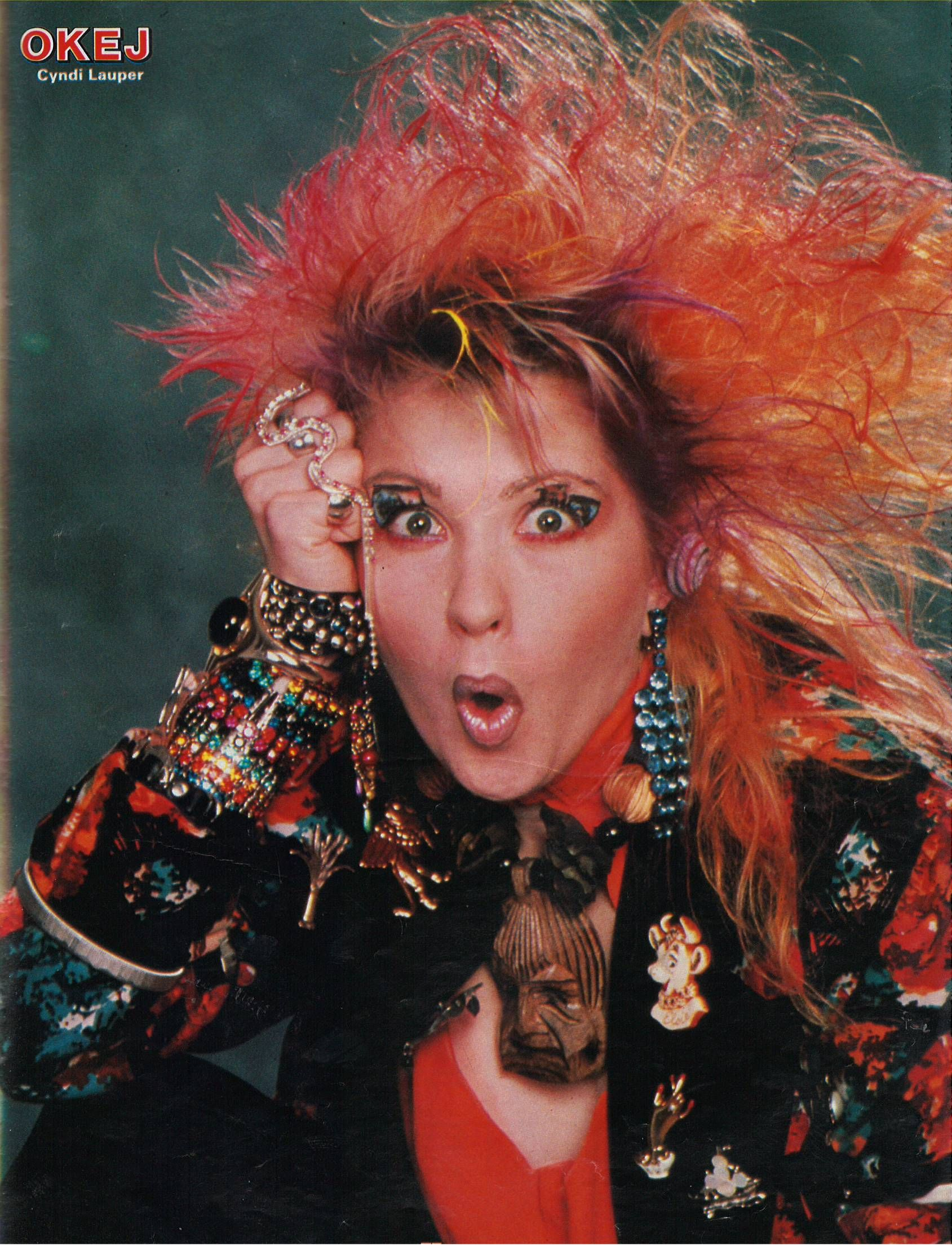 cyndi lauper | ... cyndi lauper 1984 cyndi lauper we are ...