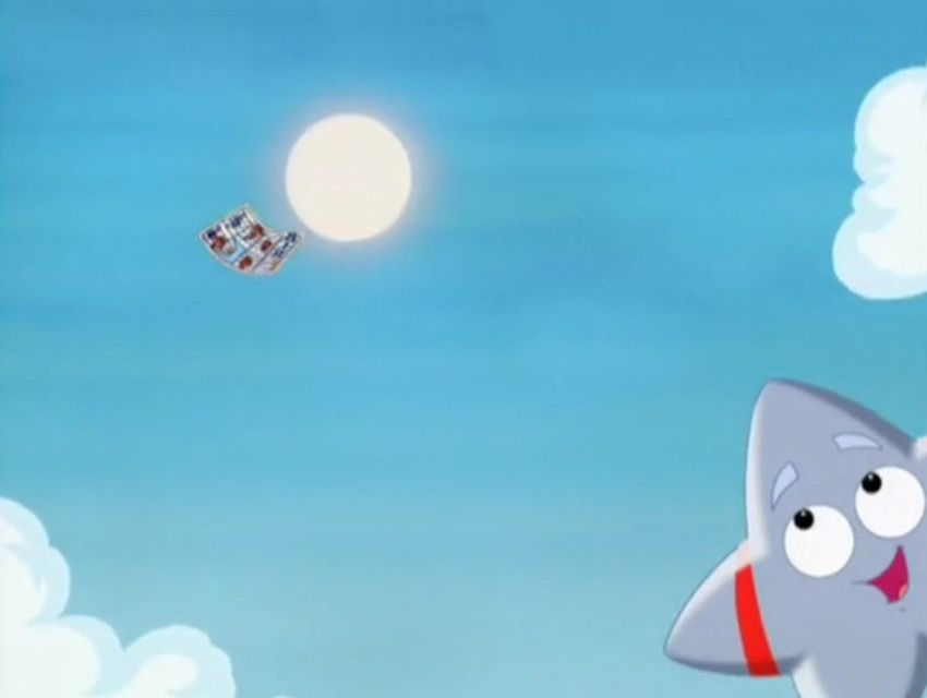 Dora the Explorer Musical School Days Rocket Star