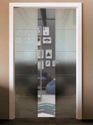 Porte scorrevoli in vetro prezzi Nice Porta in cristallo economica ...