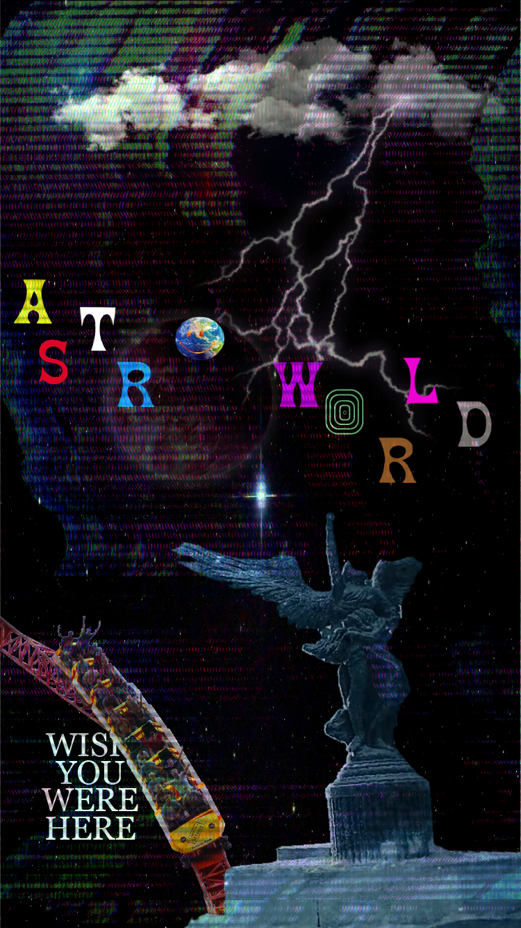 Astroworld Wallpaper For Mobile Phone Tablet Desktop Computer And Other Devices Hd And 4 In 2020 Travis Scott Wallpapers Hype Wallpaper Travis Scott Iphone Wallpaper