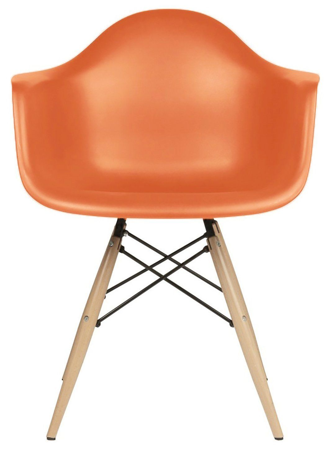 Amazon eames style chair by la valley set of mid century