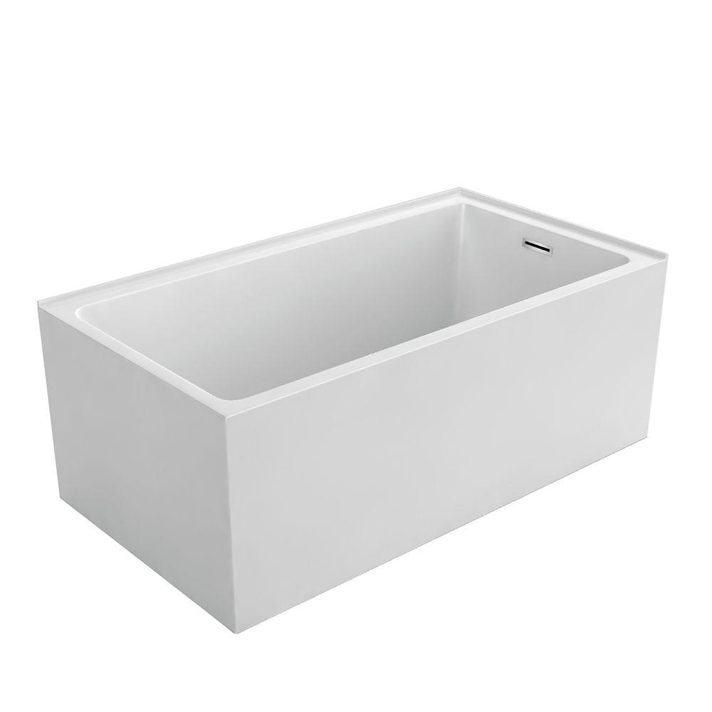 Shop Acri-tec Industries 4460 Simplicity Niche Semi-Freestanding ...