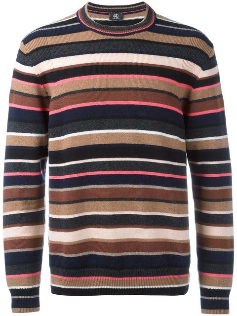 PS BY PAUL SMITH striped knit jumper. #psbypaulsmith #cloth #jumper