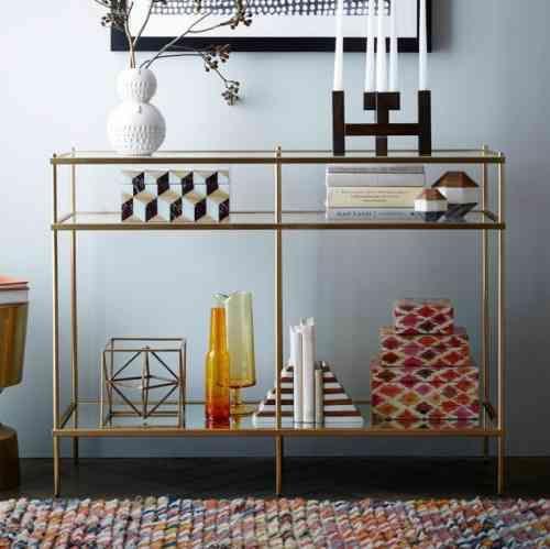 Console moderne  une cinquantaine d\u0027idées de meubles et conseils