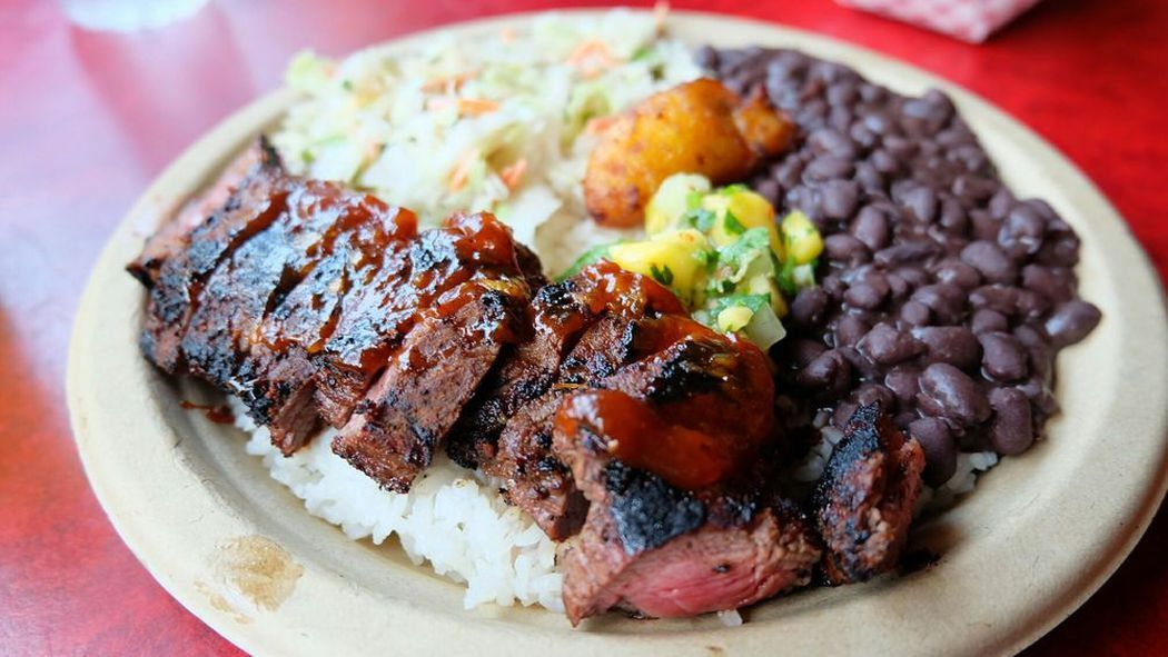 vegan jamaican food toronto