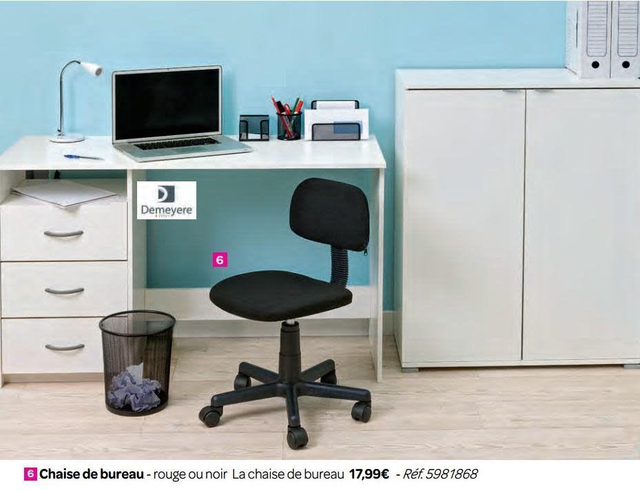 Carrefour Bureau Promotion Carrefour Chaise De Bureau Produit Maison Carrefour Office Desk Desk Furniture