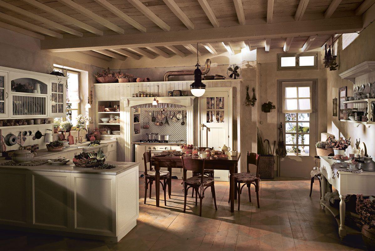Old England by Marchi Cucine, l\'autentica cucina inglese