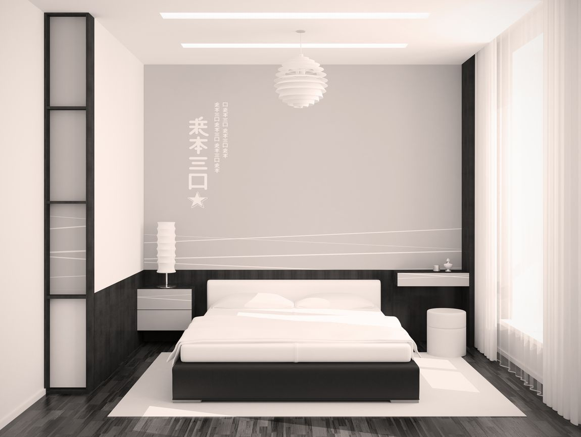 Oriental Meets Minimalism Tailored To Perfection Feng Shui Bedroom Colors How To Feng Shui Your Home Bedroom Decor