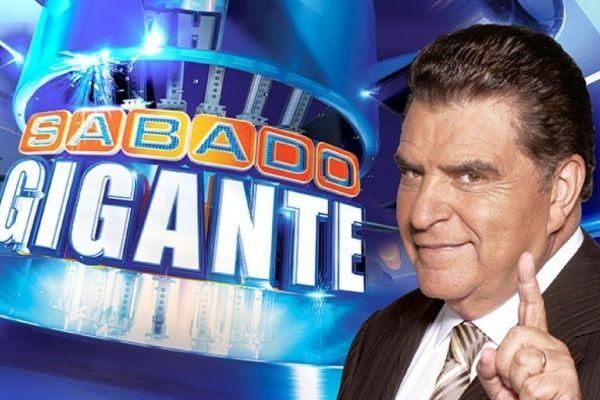 Sábado Gigante se despide de la televisión este fin de semana