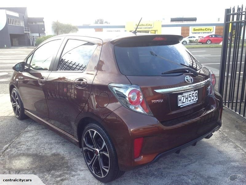 Toyota Yaris Zr Nz New 2015 Trade Me With Images