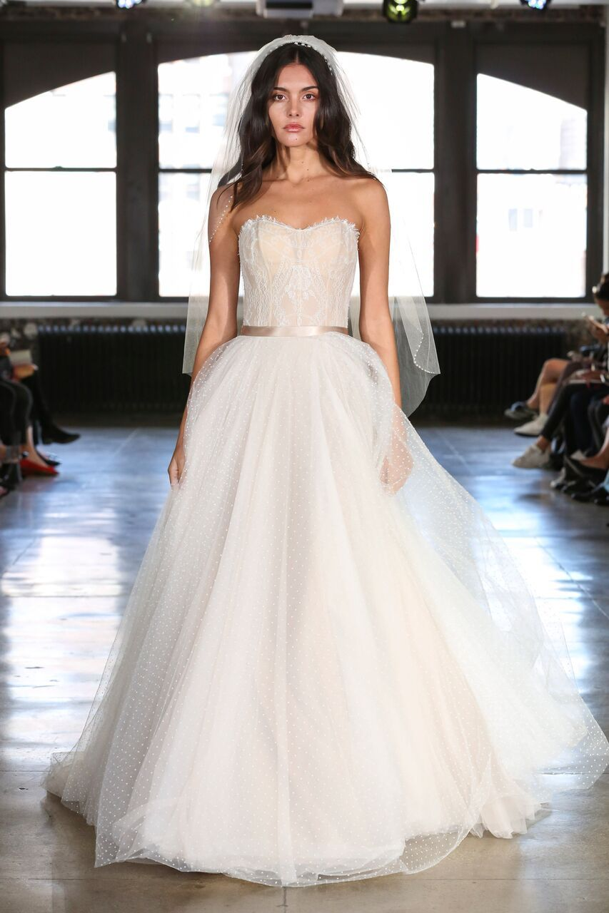 Photo of Wedding dress inspiration – Watters – MODwedding