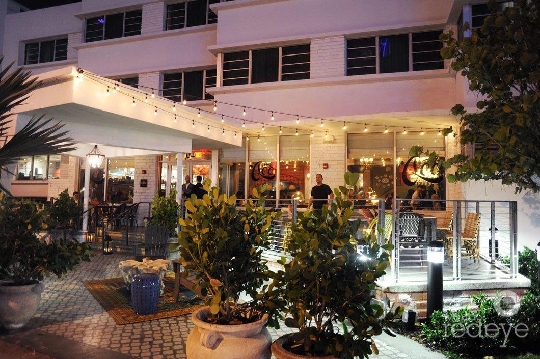 Cleo South Beach Miami Fl Tapas Serving Restaurant With Great Taste