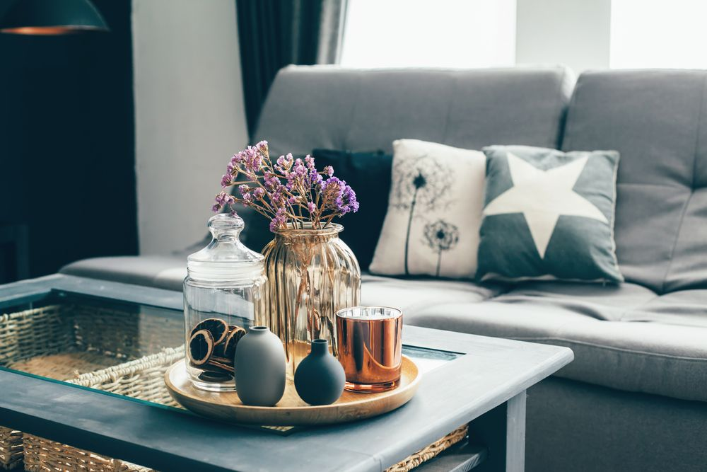 How Should I Decorate My Coffee Table 11 Ways To Make It Pinterest Worthy Decor Living Decor Vases Decor