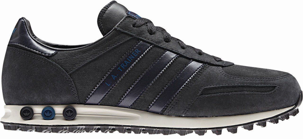Adidas La Trainer Legend Ink/Metallic Silver/Mahagony