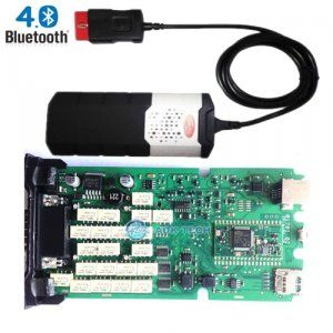 single pcb board super delphi ds150e bluetooth ds150e new vci. Black Bedroom Furniture Sets. Home Design Ideas