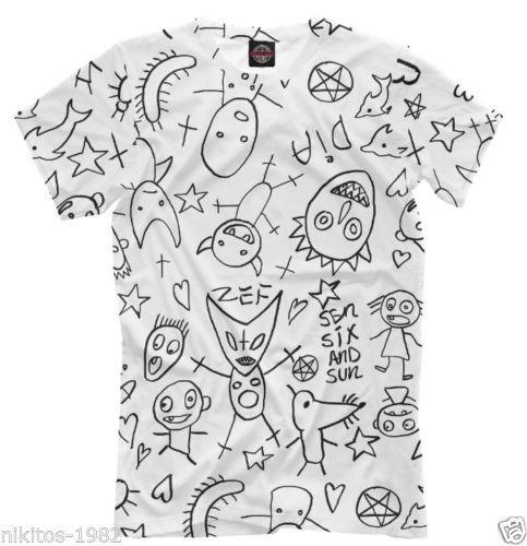 Details About T Shirt Die Antwoord Ninja Yo Landi Dj Hi Tek Rat Freak Cartoon 25 Full Print Pb Die Antwoord Shirts Desire Clothing