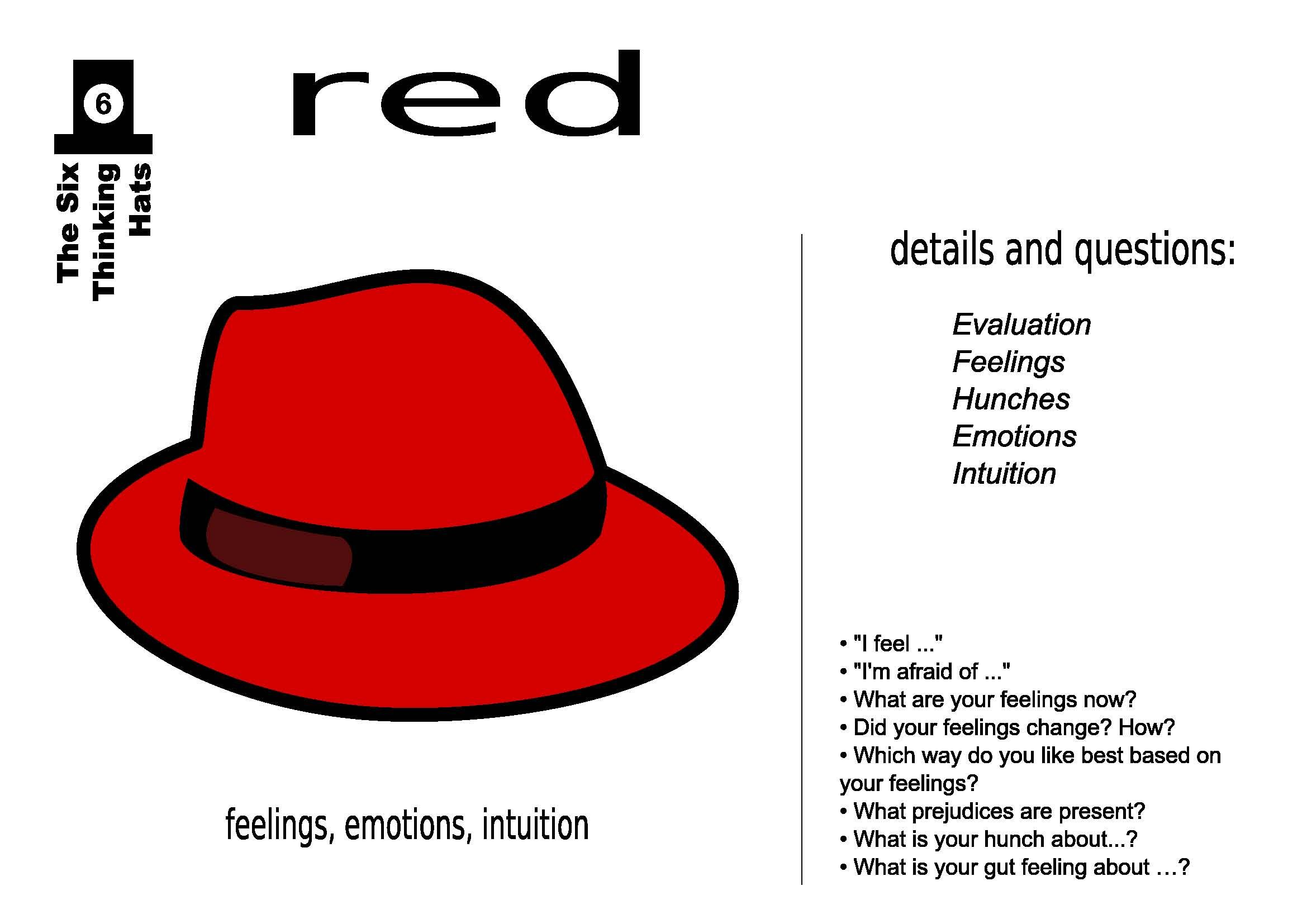 6 thinking hats pdf free download