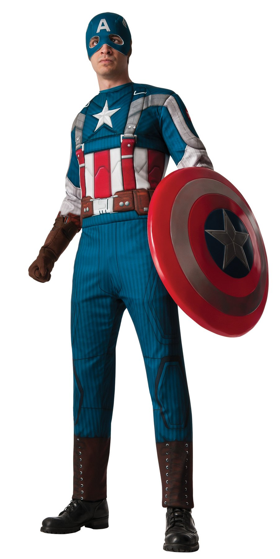 captain america retro adult costume xlarge | products | pinterest