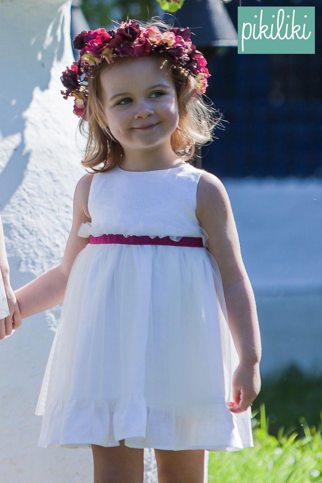 PIKILIKI es una marca de ropa infantil a medida. Trajes para Arras ...