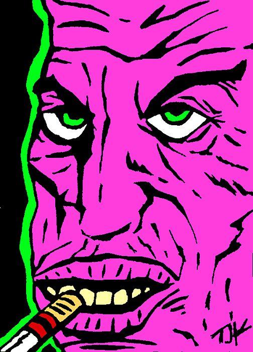 The Face Of Man by TJKernan