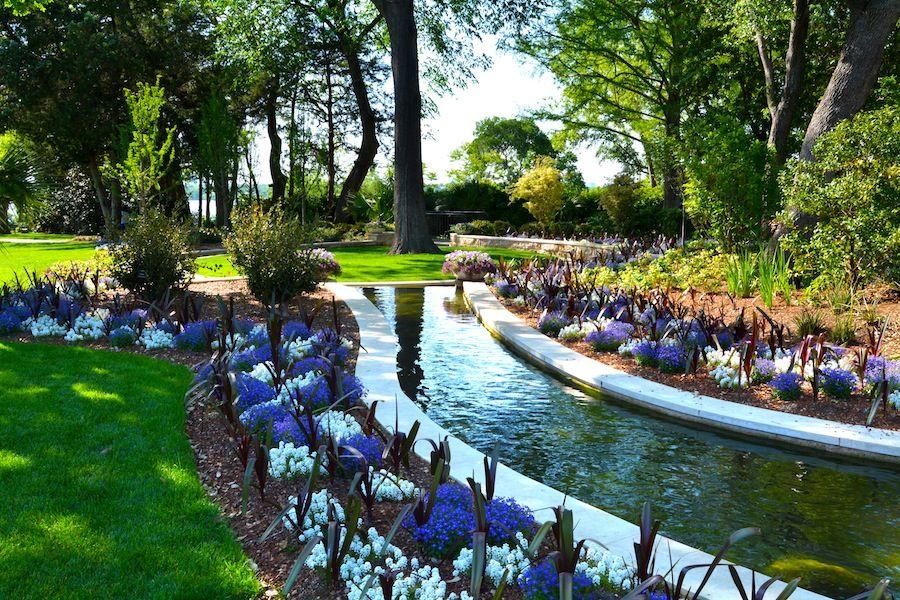 Garden, Dallas Arboretum, April in the Garden, Spring in