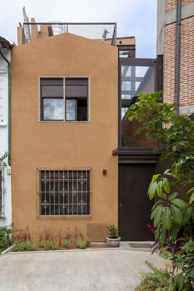 Galeria de resid ncia capote arkitito arquitetura 1 in for Casa home goods
