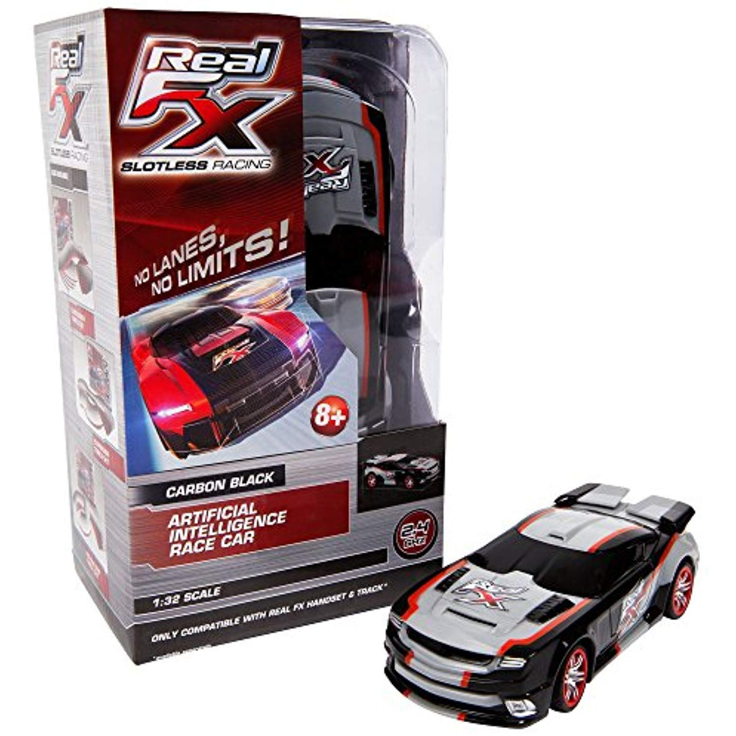 Real FX Carbon Black Ai Car Learn more by visiting the