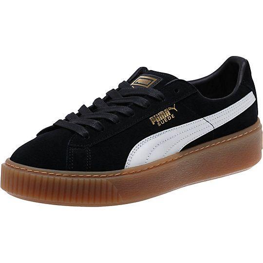 Suede Platform Core Women's Sneakers   Puma suede, Puma