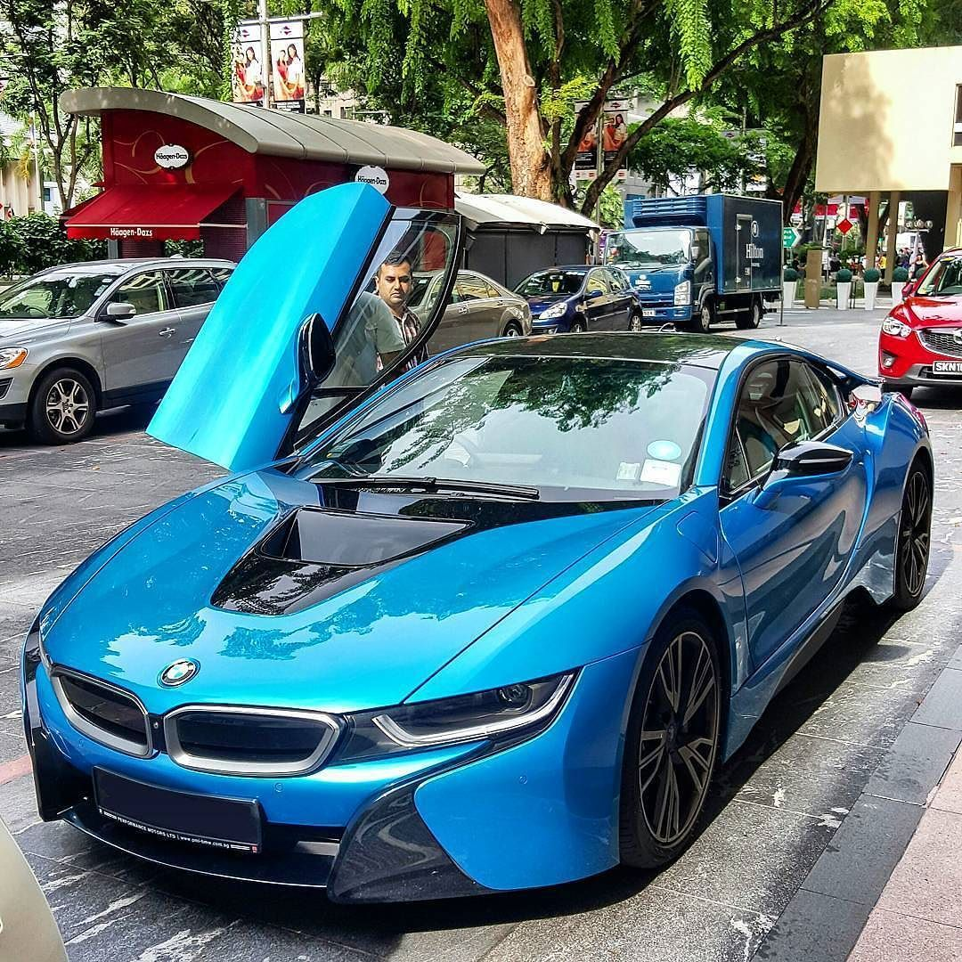 #Awesome #BMW #i8 ________________ Credit To