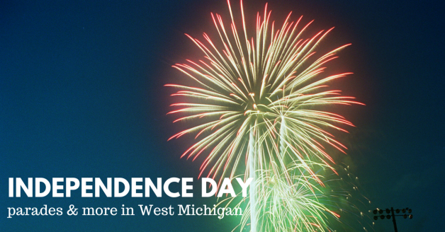 4th Of July Fireworks Parades And Events Near Grand Rapids 2020 4th Of July Parade 4th Of July Fireworks West Michigan