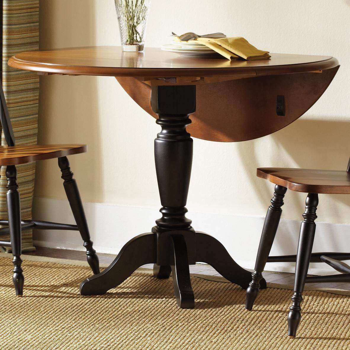 Superbe 100+ Drop Leaf Round Table Pedestal   Best Way To Paint Furniture Check  More At