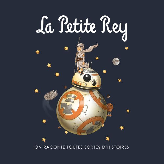 Check out this awesome 'La+Petite+Rey' design on @TeePublic!