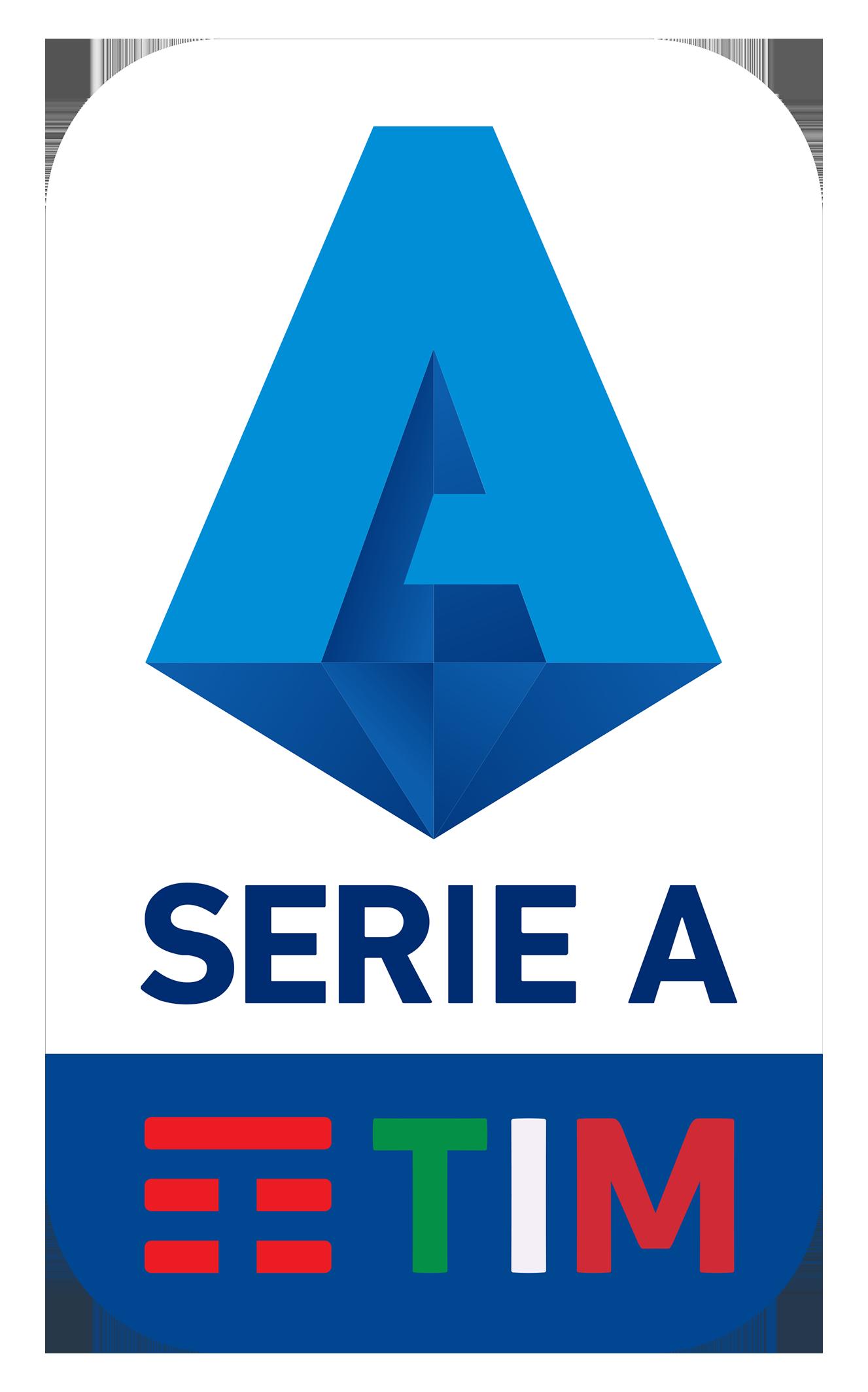 Serie A TIM 2019/20 Logo | Logos, Football logo, Gaming logos