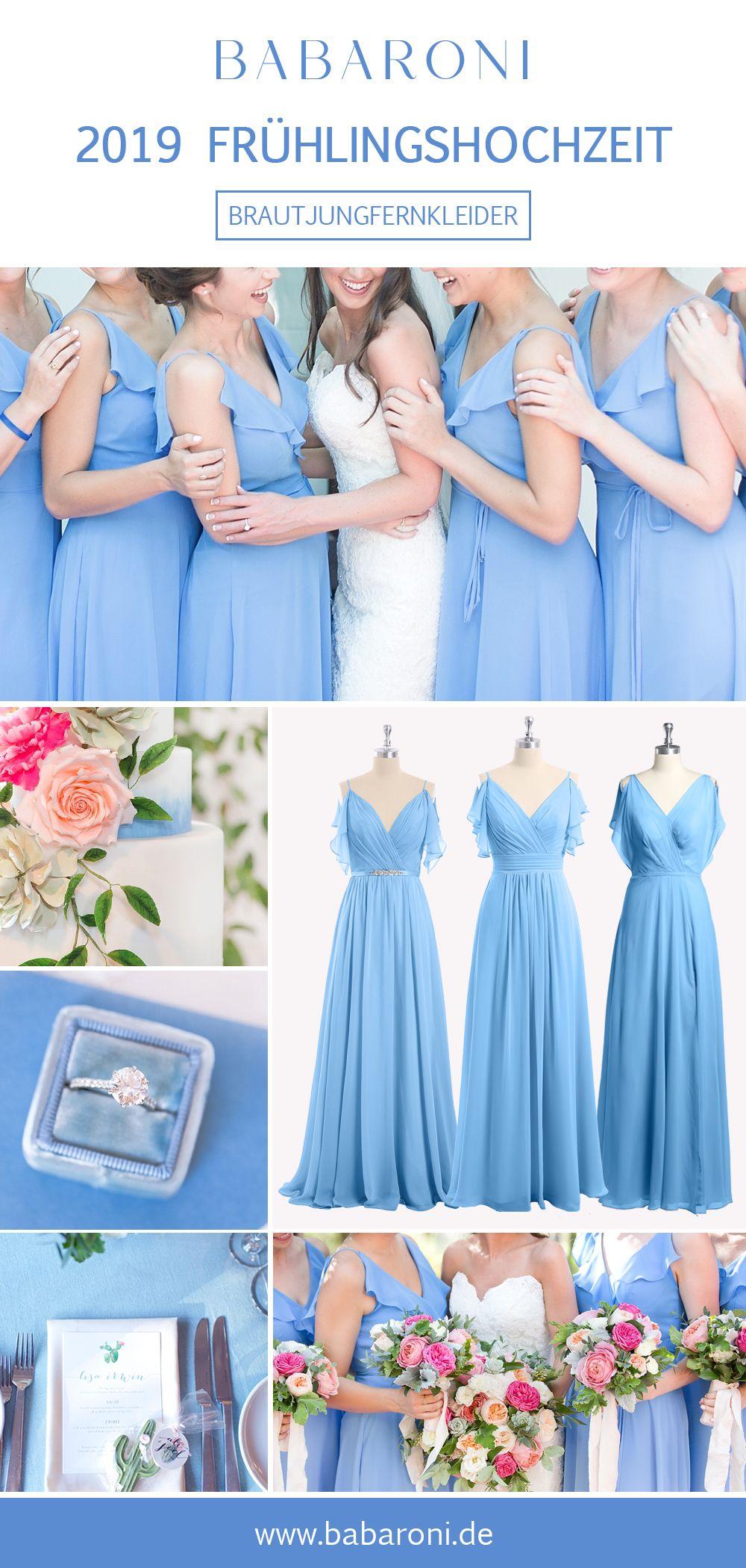 Brautjungfernkleider in 12  Festliche kleider hochzeit