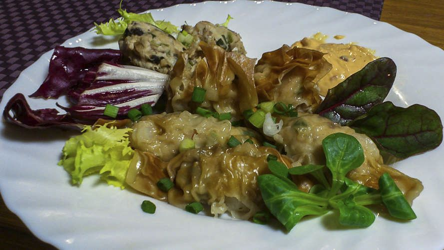 Saw Mai Cuizine Maurice Bouchees Vapeur Cuisine Mauricienne Alimentation