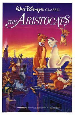 El Senor De Los Bloguinos Los Aristogatos 1970 De Wolfgang Reitherman Carteles De Peliculas De Disney Aristogatos Carteles De Disney