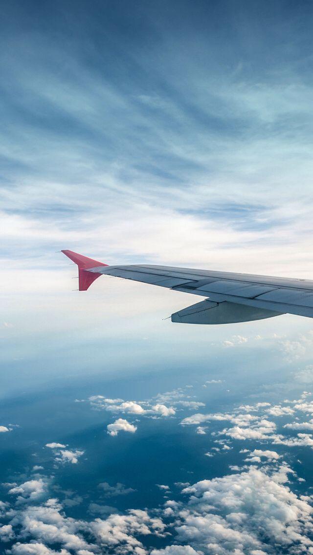 Airbus Sky Puteshestviya Oboi Oboi Dlya Rabochego Stola