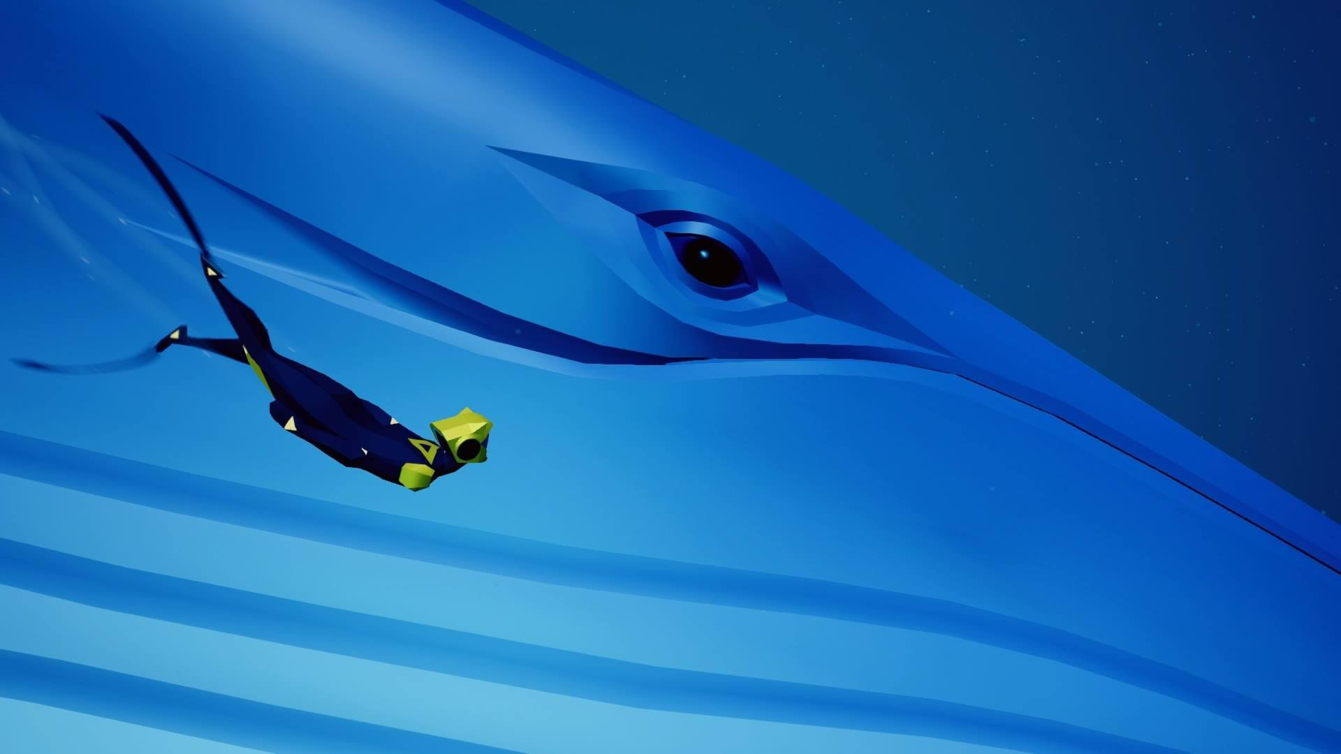 Abzu Screenshot Just The Sheer Spectacle Of It