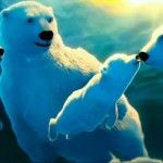 E em 2013 a Coca-Cola traz de volta os Ursos Polares