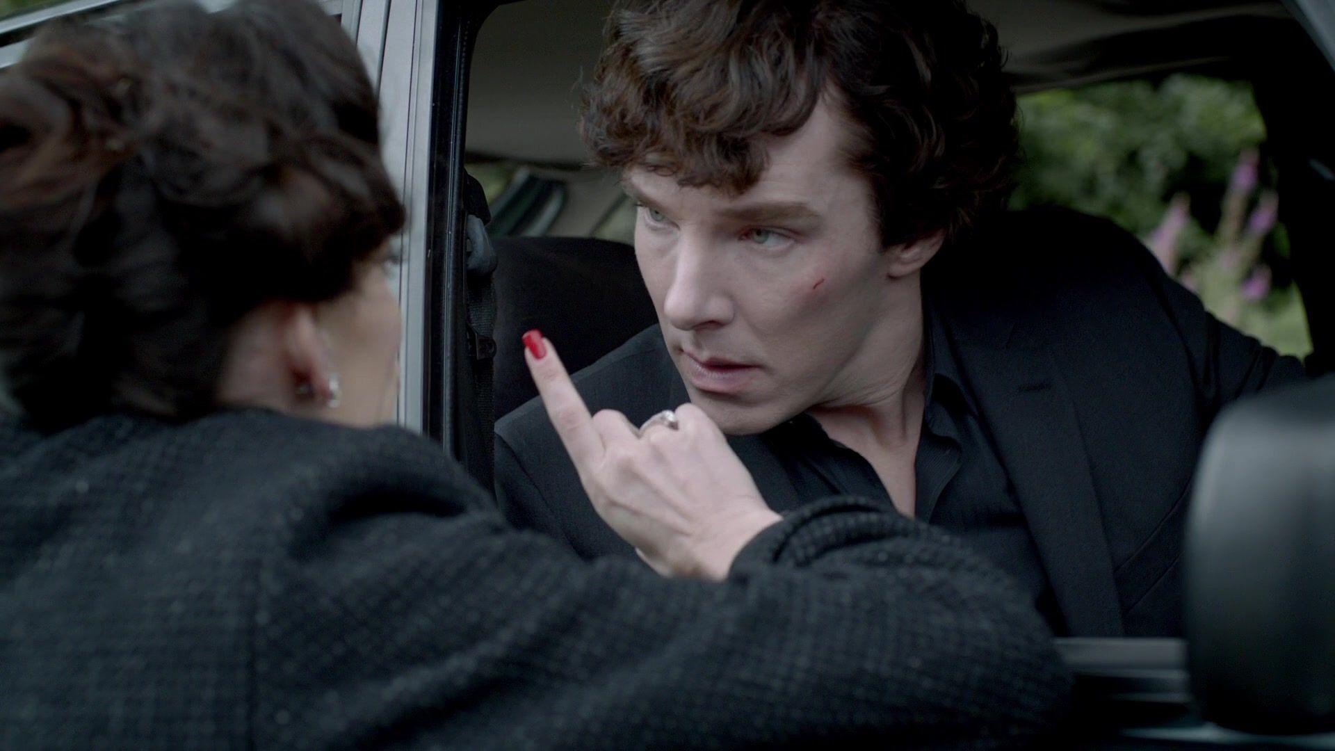 Episode 1 :: A Scandal in Belgravia - Sherlock S02E01 1080p