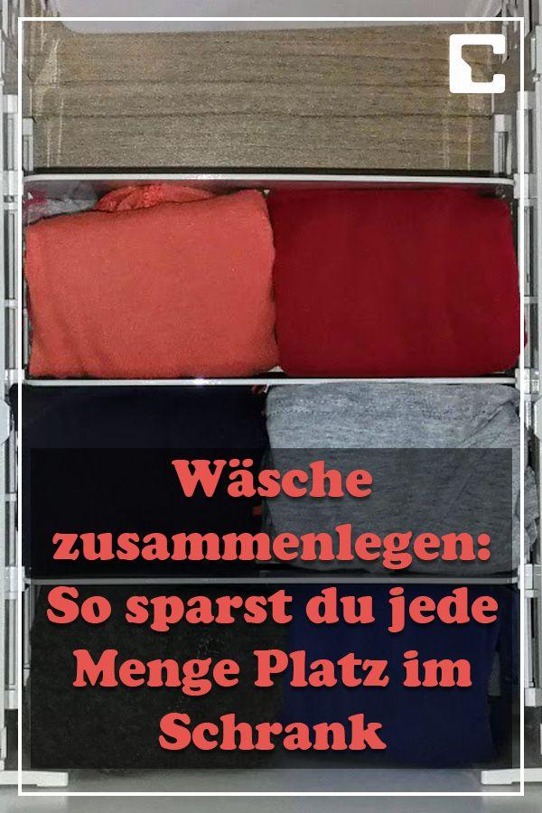 Wäsche zusammenlegen: Die besten Tipps