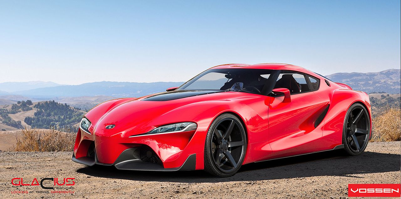 Attrayant Toyota FT1 Rendering