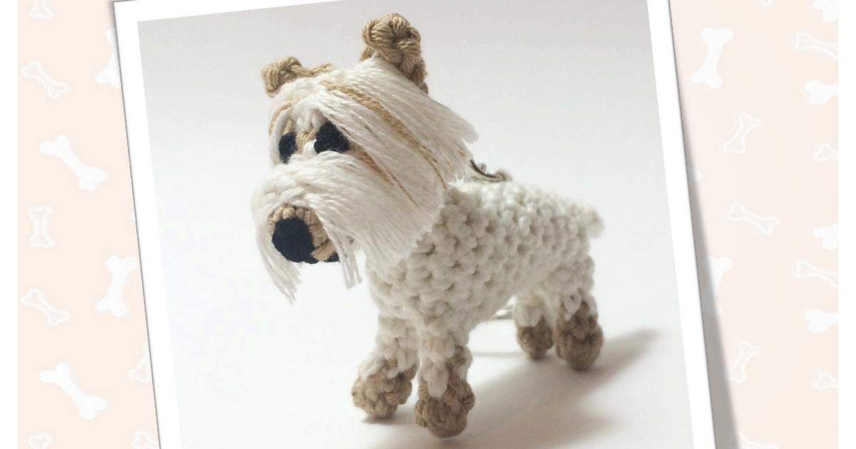 Excelente Crochet Patrón De Orejas De Perro Composición - Manta de ...